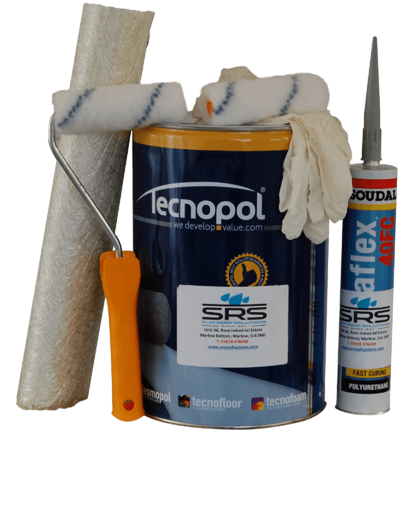Flat Roof Repair Kit